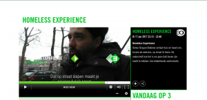 Dragan Bakema_Homeless Experience